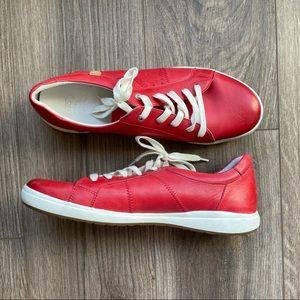 42 JOSEF Seibel Caren Leather Sneakers